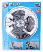Auto ventilator met sterke zuignap 24v